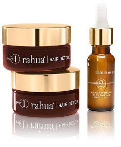 Rahua hair detox and renewal treatment kit Rahua