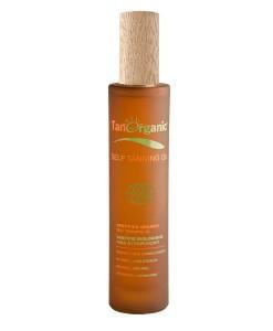 Aceite autobronceador 100ml Tan Organic