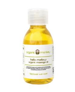 Aceite de masaje 125ml Organic Monkey