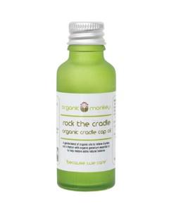 Aceite para la costra láctea 30ml Organic Monkey