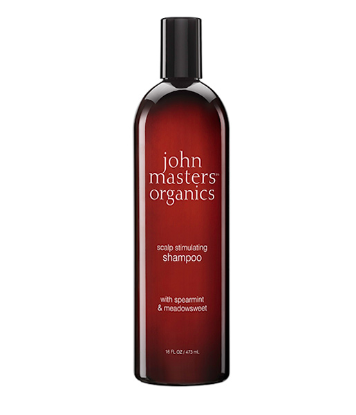 Champú Scalp fortificante de menta y hierbabuena 473ml John Masters Organics