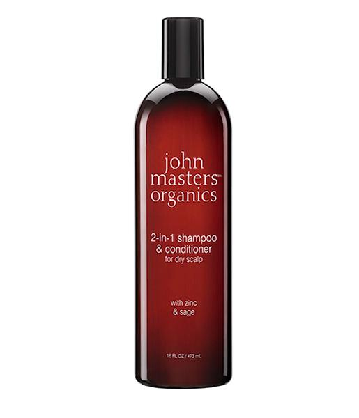 Champú de salvia y zinc con acondicionador 473ml John Masters Organics