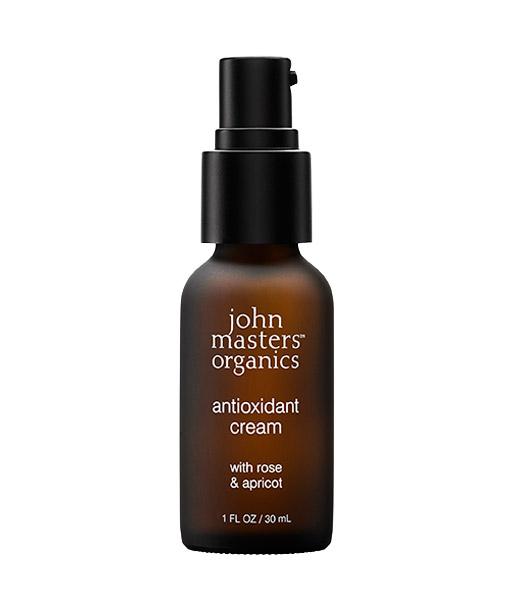 Crema de día antioxidante de rosa y albaricoque 30 ml John Masters Organics