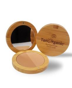 Duo bronzer Tan Organic