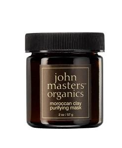 Mascarilla purificante de arcilla marroquí 57g John Masters