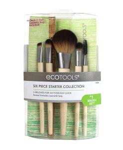 Set de 5 brochas + neceser Ecotools