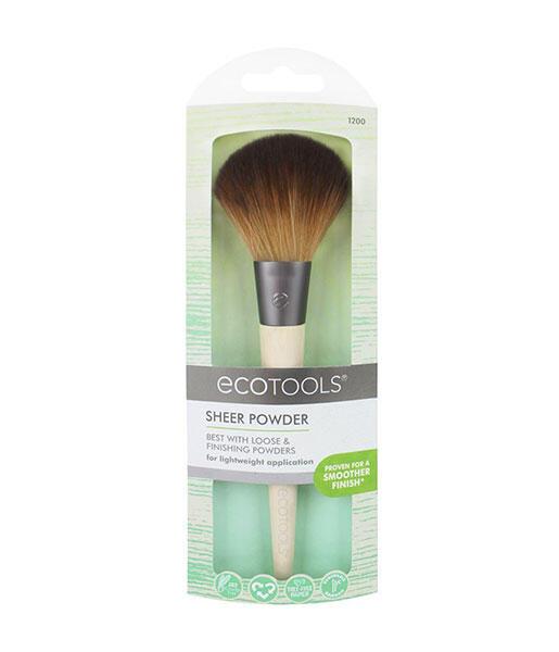 Sheer powder (brocha polvo suelto) 2 Ecotools