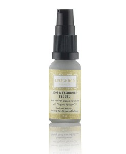 Contorno de ojos de aloe y eufrasia 15 ml Lulu and Boo