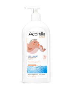 Gel-de-baño-y-champú-para-bebé-500ml-Acorelle