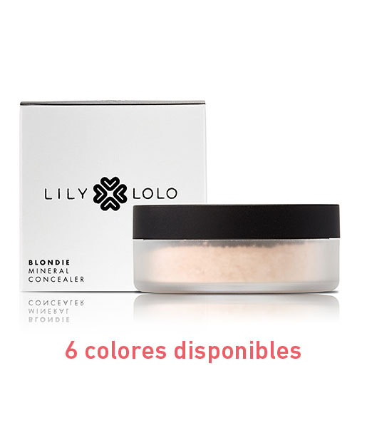 Correctores minerales 4-5g Lily Lolo