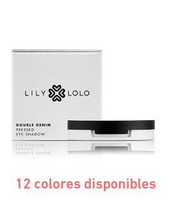 Sombras de ojos compactas 2g 12 colores Lily Lolo