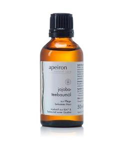 Aceite de jojoba y árbol de té 50ml Apeiron