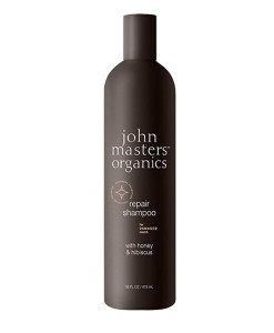 Champú reconstructor de miel e hibisco 473ml John Masters Organics
