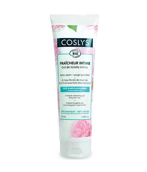 Gel íntimo con agua de rosas 250ml Coslys