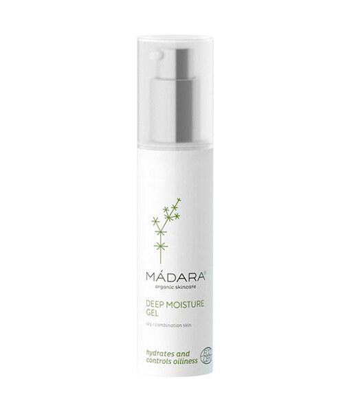 Gel hidratante para piel grasa (Deep moisture gel) 50ml Mádara