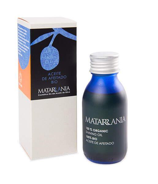 Aceite de afeitado bio 100ml Matarrania