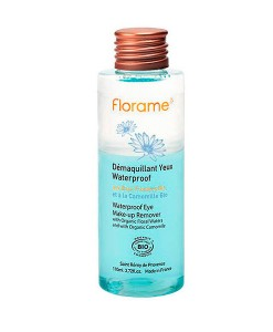 Desmaquillante de ojos waterproof 110ml Florame