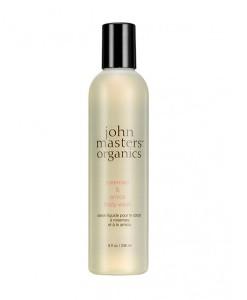 Gel de ducha de romero y árnica 236ml John Masters Organics