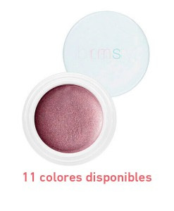 Eye polish (sombras de ojos) 4,25g 11 colores RMS Beauty