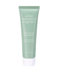 Crema de manos de lima y pícea 54ml John Masters Organics