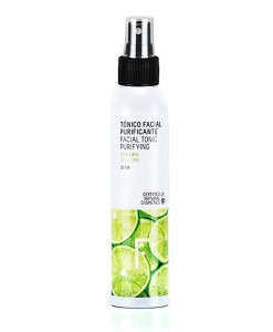Tónico facial purificante detox 150ml - Freshly Cosmetics