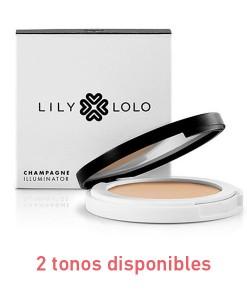 Iluminador compacto 9g 2 tonos Lily Lolo