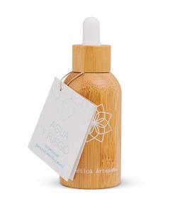 Aceite facial agua y fuego para piel mixta y sensible 30ml Terai