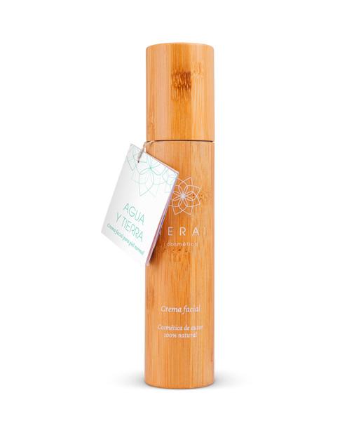 Crema-facial-agua-y-tierra-para-piel-normal-50ml-Terai Cosmética