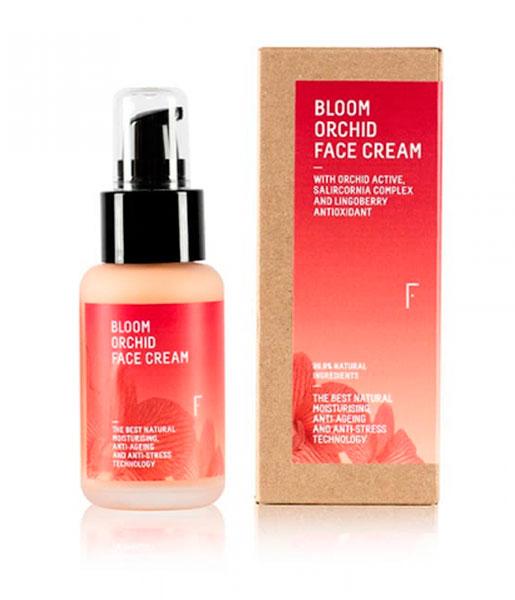 Crema-facial-Bloom-Orchid-50ml-Freshly Cosmetics