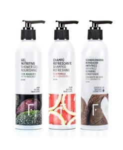 Pack detox shower Freshly Cosmetics