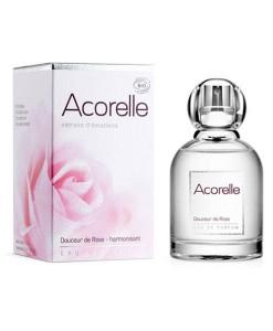 Eau de parfum silky rose 50ml Acorelle