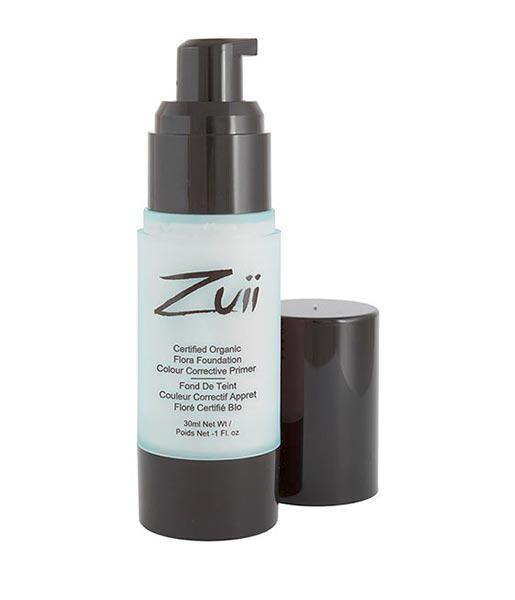Primer correctivo mint (rojeces) 30ml Zuii Organic