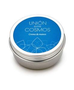 Crema de manos unión entre cosmos (lata) 50ml Terai Cosmética