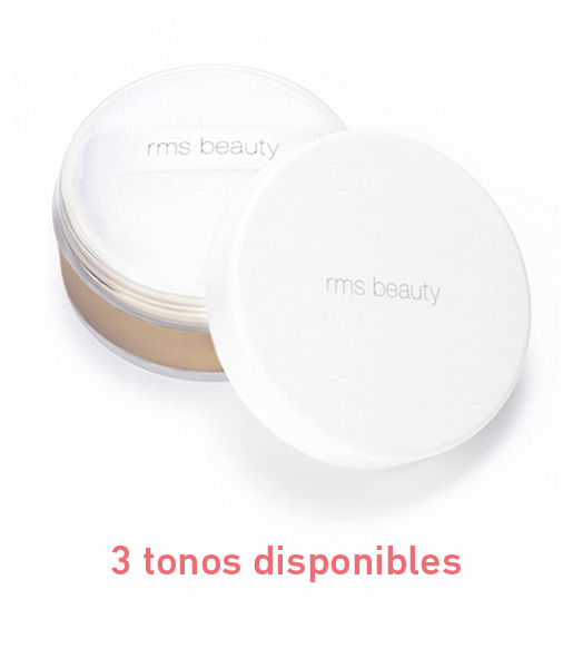 "Tinted ""un""powder (polvos matificantes con color) 5,67g RMS Beauty"