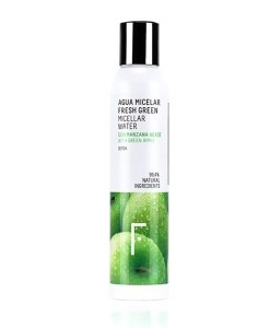 Agua micelar fresh green 150ml Freshly Cosmetics