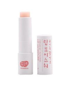 Organic flowers lip moisture (bálsamo labial de flores) 4g Whamisa