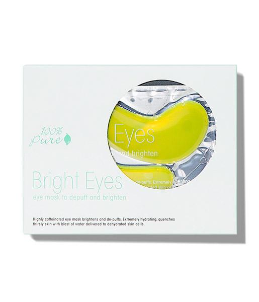 Mascarillas de ojos antifatiga pack 5uds 100% Pure