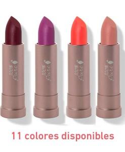 Cocoa butter matte lipstick 4,5g 11 colores 100% Pure