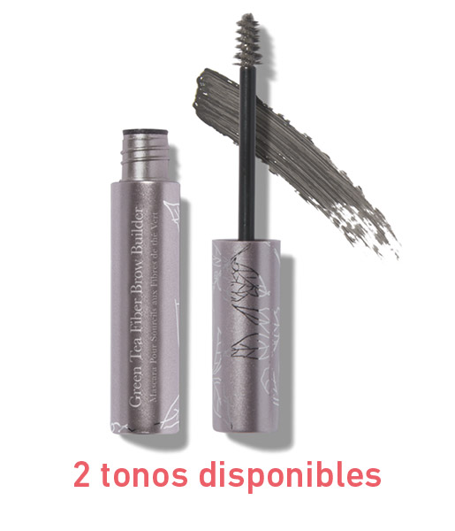 Green tea fiber brow builder (gel de cejas) 4,5g 2 tonos 100% Pure