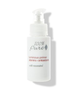 Luminous primer vitamins + antioxidants 30ml 100% Pure