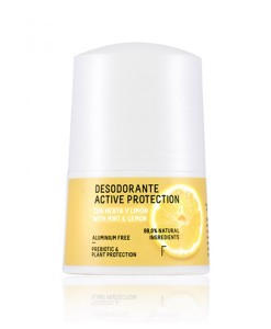 Desodorante active protection 50ml Freshly Cosmetics
