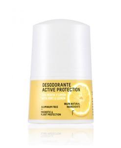 Desodorante active protection 50ml Freshly Cosmetics