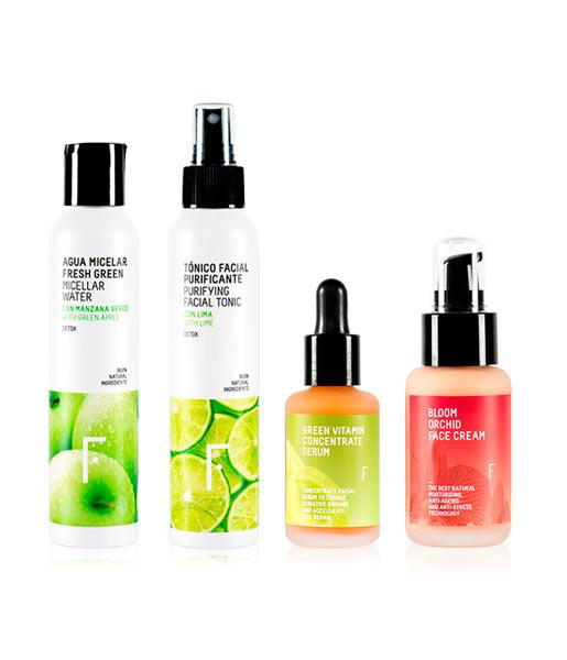 Facial antiox plan Freshly Cosmetics