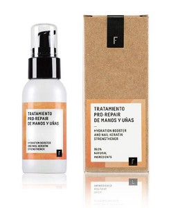 Tratamiento pro-repair de manos y uñas 50ml Freshly Cosmetics