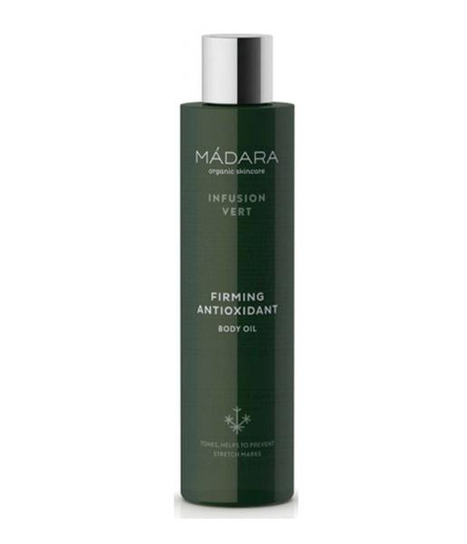 Aceite seco reafirmante y antioxidante infusion vert 200ml Mádara