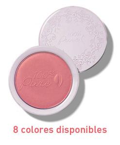 Colorete fruit pigmented 9g 100%pure 8 colores