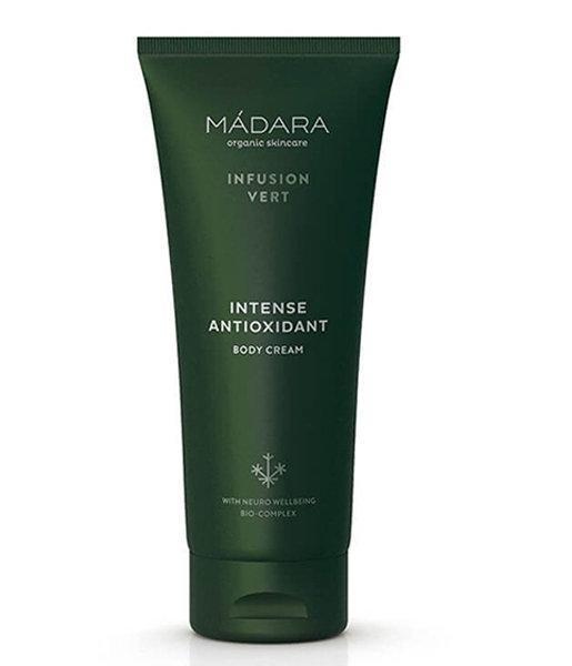 Crema corporal antioxidante (piel seca) 200ml Madara