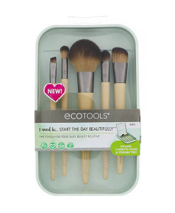 Kit start the day beautiful (kit para maquillaje completo) Ecotools