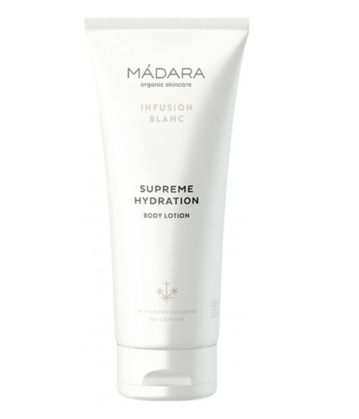 Loción corporal hidratación suprema (piel normal) 200ml Madara