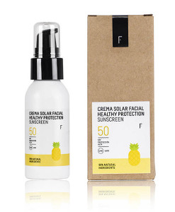 Crema solar facial healthy protection spf 50 50ml Freshly